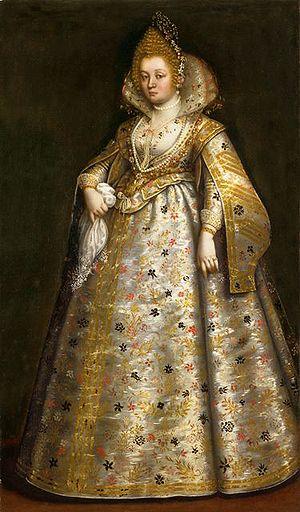 Chiara Varotari, Ritratto di donna, (Pantasilea Dotto Capodilista), 1630 CA., Museo d'arte medievale e moderna di Padova